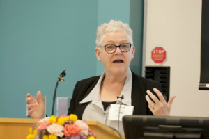 Keynote Speaker Gina McCarthy, Professor of Public of Public Health Practice at the Harvard TH Chan School of Public Health, Director of C-Change