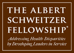 Logo for the Albert Schweitzer Fellowship