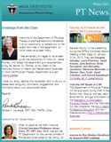Physical Therapy Newsletter