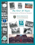 Cover of the PT30 Commemorative Program Book
