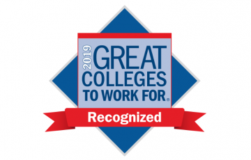 2019 Great Colleges To Work For
