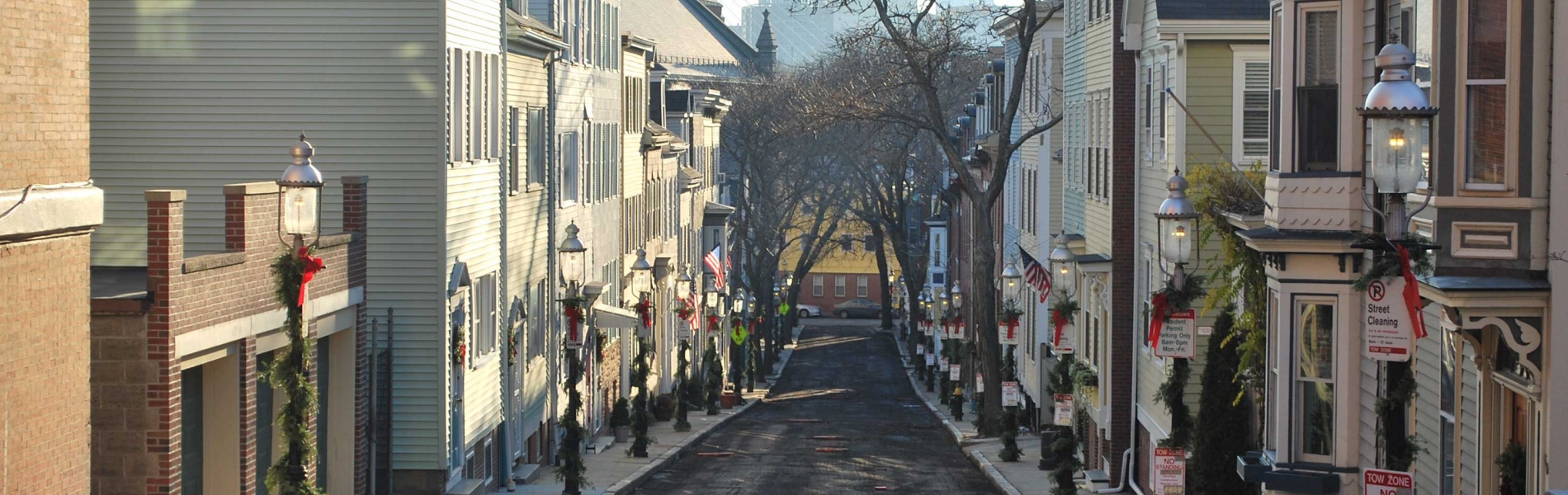 Charlestown neighborhood