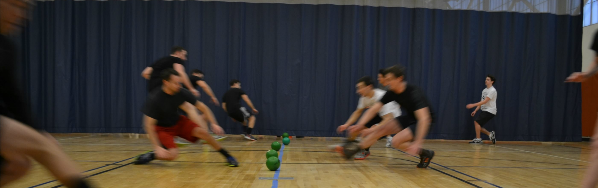 PT Club Dodgeball Tournament