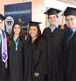 Photo of 2018 graduates at commencement