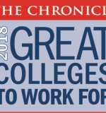 2018 Great Colleges to Work For