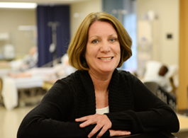 Photo of Suellen Breakey, PhD, RN