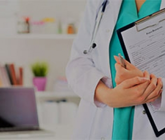 Image of healthcare professional