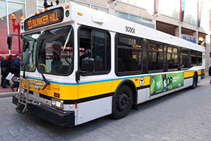 Photo of Bus #93