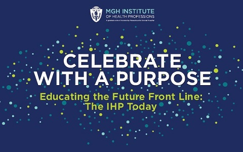 Celebrate with a Purpose - Educating the future front line: the IHP today