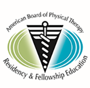 Logo for American Board of Physical Therapy Residency & Fellowship Education