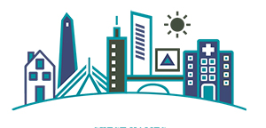 Image of Boston Skyline icon