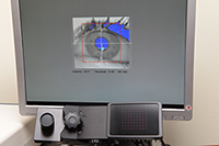Image of eye-tracking