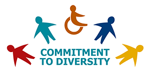 Commitment to Diversity logo