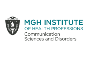Logo for MGH Institute of Health Professions Communication Sciences and Disorders