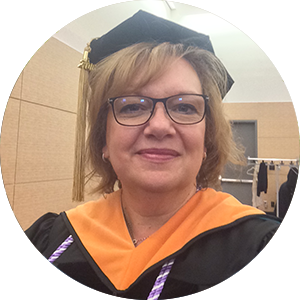 Cynthia Holle, MGH Institute DNP graduate