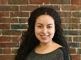 Photo of Damary Gutierrez, Assistant Director for Student Development, and Disability Services Coordinator