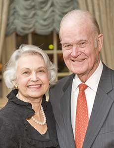 Dr. Charles and Ann Sanders