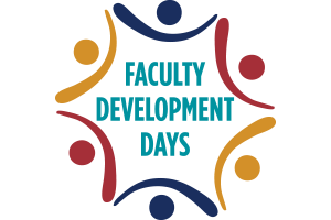 faculty development days logo