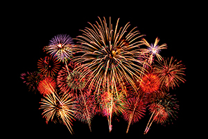 Image of fireworks