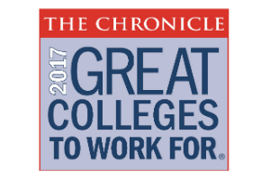 2017 Great Colleges to Work For
