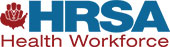 HRSA Health Workforce logo