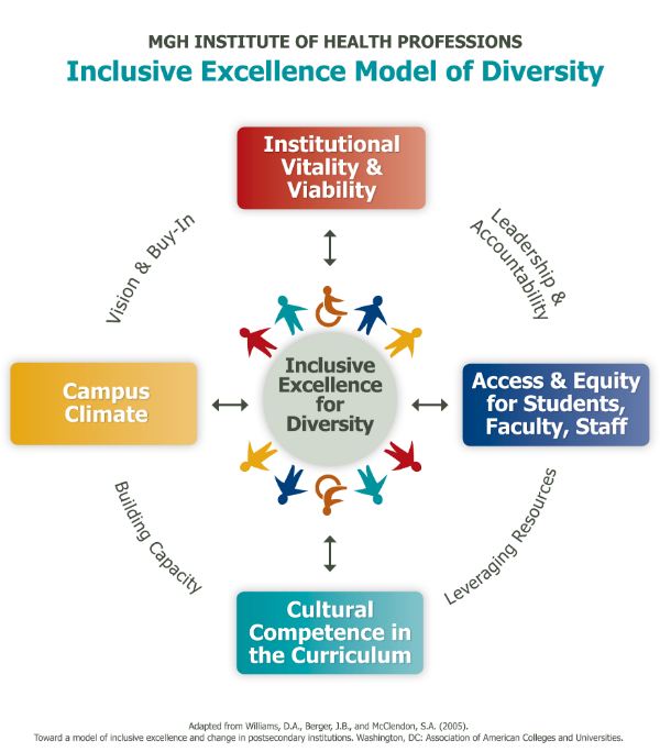 Inclusive Excellence Model of Diversity