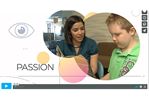 Image of video for the Master of Science in Speech-Language Pathology