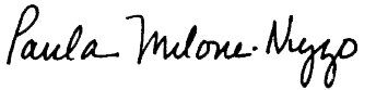 signature with transparent background