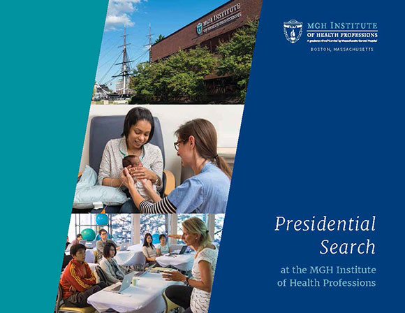 Link to the PDF for the Presidential Search Prospectus