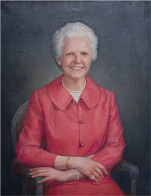 Portrait of Ruth Sleeper