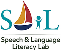 Speech & Language (SAiL) Literacy Lab logo