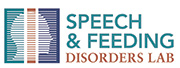 Logo for the Speech and Feeding Disorders Lab