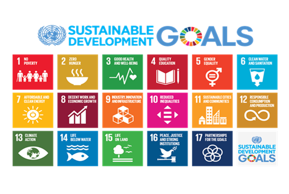 Image of UN's sustainability goals