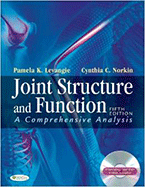 Image of book cover: Joint Structure and Function by Pamela Levangie